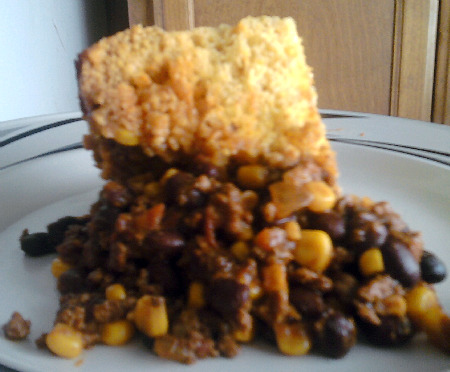 Crock Pot Tamale Pie Recipe