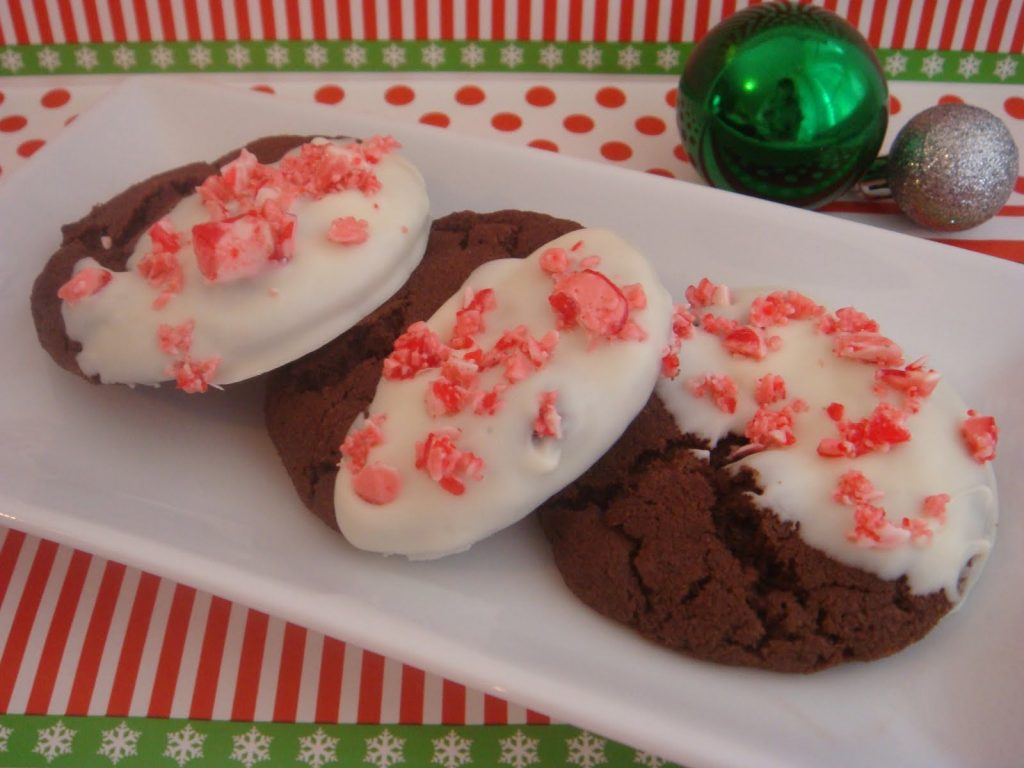 Candy cane christmas cookie recipes this mom can cook easy to make