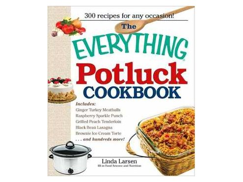 The Everything Potluck Cookbook – Free Kindle Download