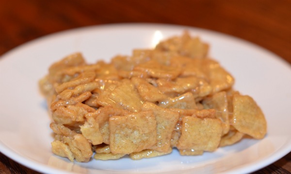 Cinnamon Toast Crunch Treats Recipe