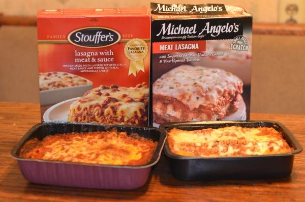 how to cook premade frozen lasagna