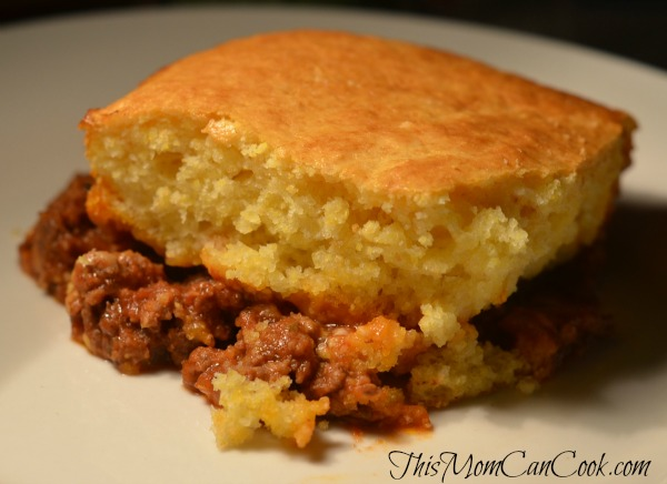 Sloppy Joe Casserole