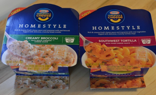 Kraft Homestyle Macaroni & Cheese