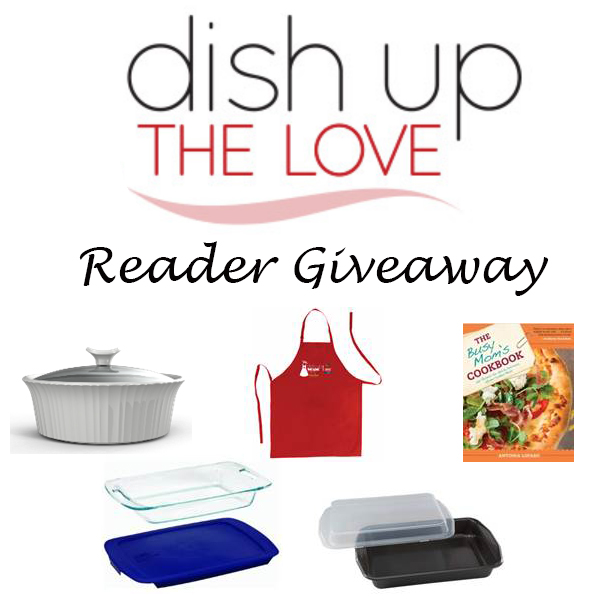Dish Up The Love Giveaway