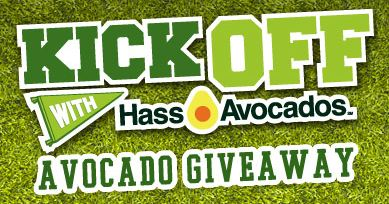 Kick Off with Hass Avocados Recipe Contest and Giveaway ...