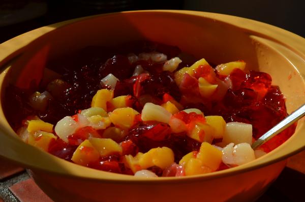 Easy Jello Fruit Salad Recipe