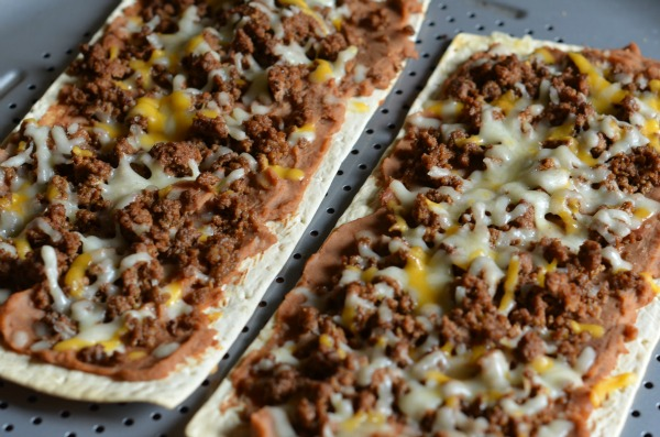 Flatout Flatbread Mexican Pizza Recipe