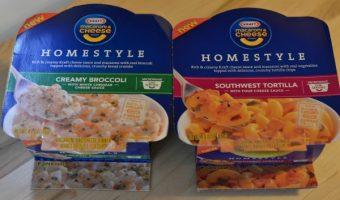 Kraft Homestyle Macaroni & Cheese
