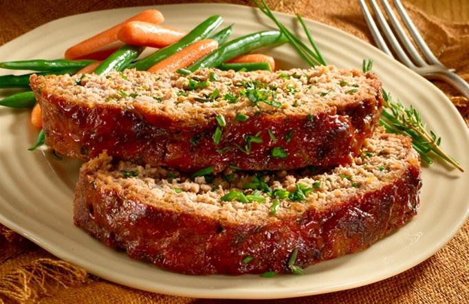 Grape-Nuts Meatloaf recipe