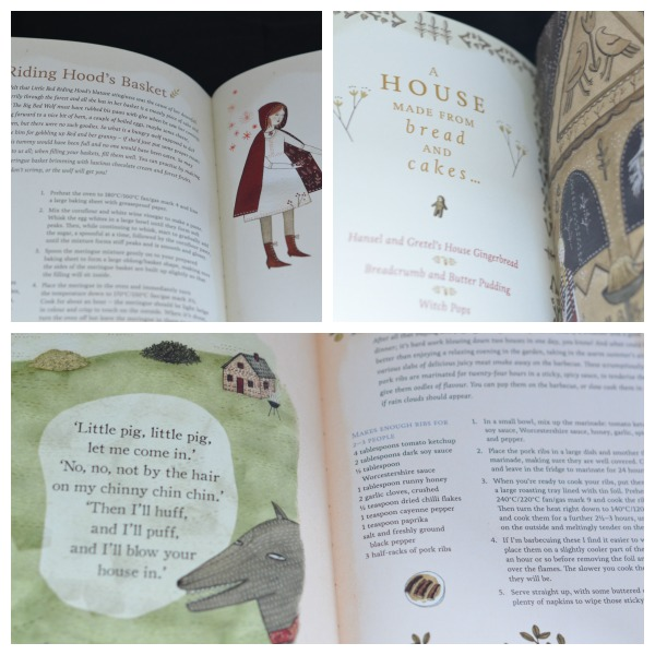 Fairytale Food - cookbook by Lucie Cash