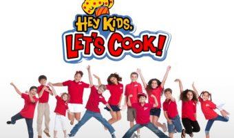 Hey Kids Let's Cook