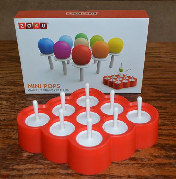 ZOKU Mini Pops Mold