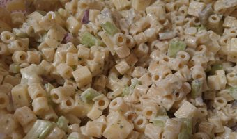 Macaroni Salad With Cheese Recipe