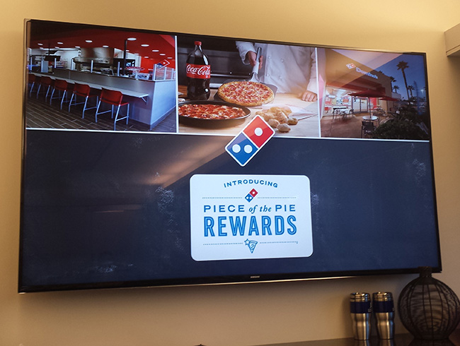 Domino's Piece Of The Pie Rewards