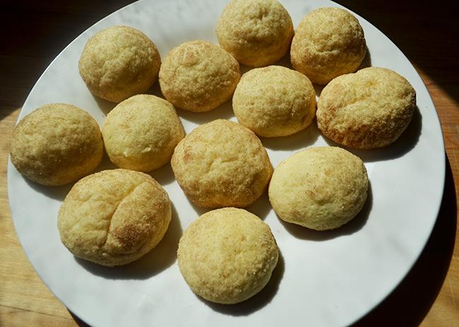Easy Snickerdoodle Cookies Recipe