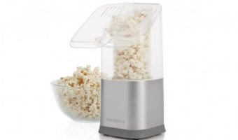 WestBend Clear Air Hot Air Popcorn Machine