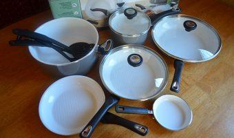 Farberware Purecook Ceramic Set