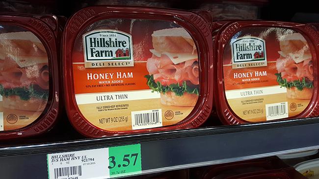 Hillshire Farm Honey Ham