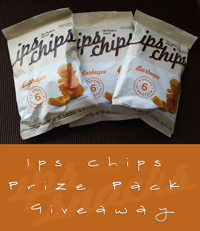 Ips Chips Prize Package Giveaway