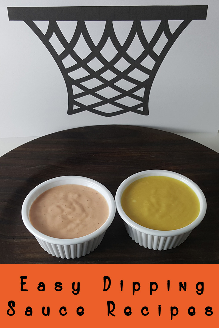 Two Easy Dipping Sauce Recipes