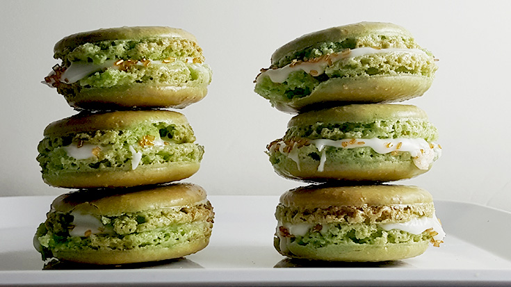 French Macaroon Cookies Recipe
