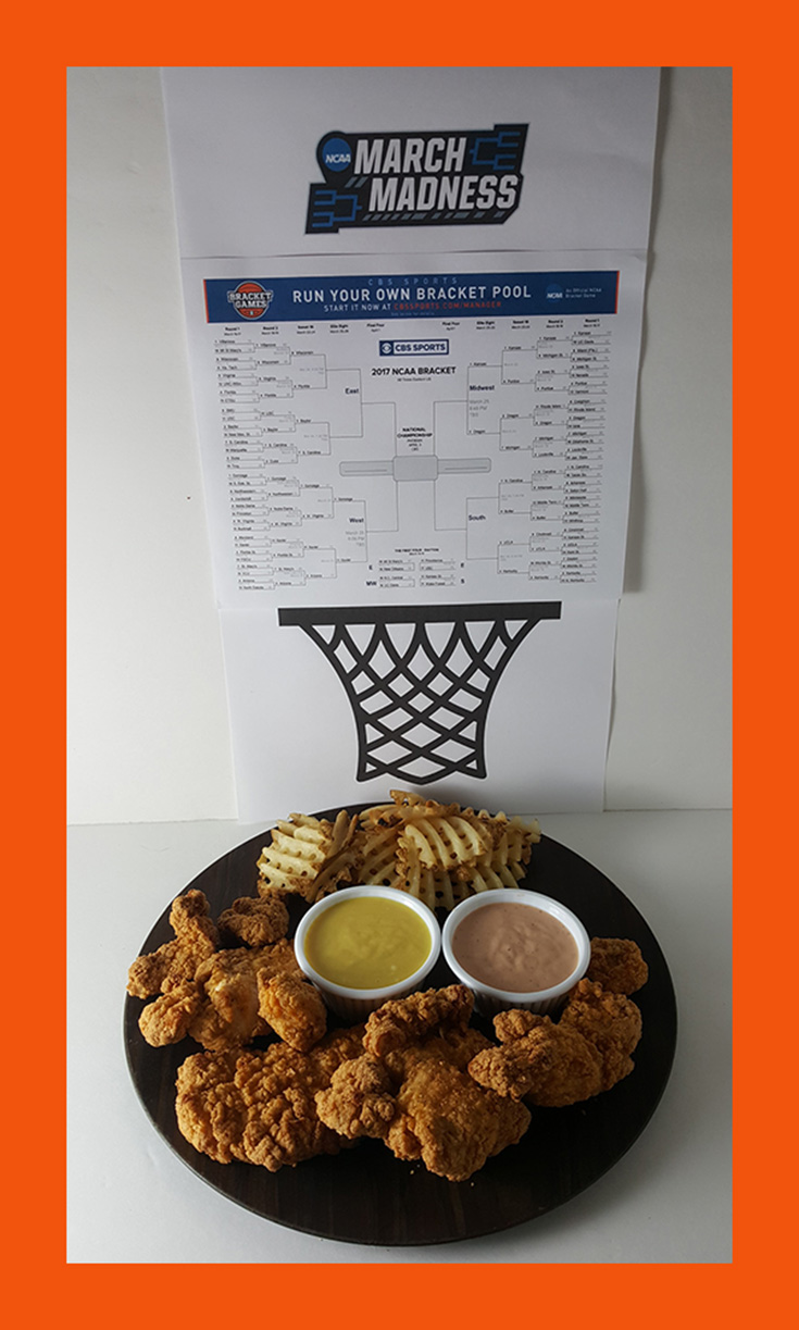 Snack Time Bracket Busters