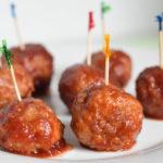 Cranberry Turkey Meatballs Recipe