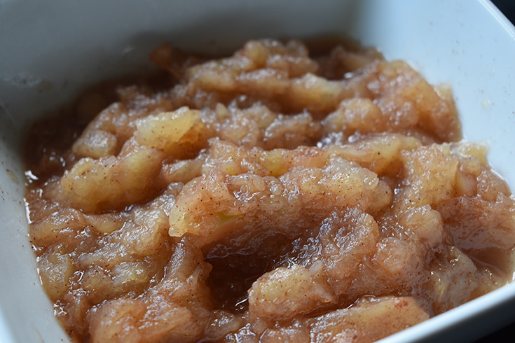 Instant Pot Applesauce Recipe