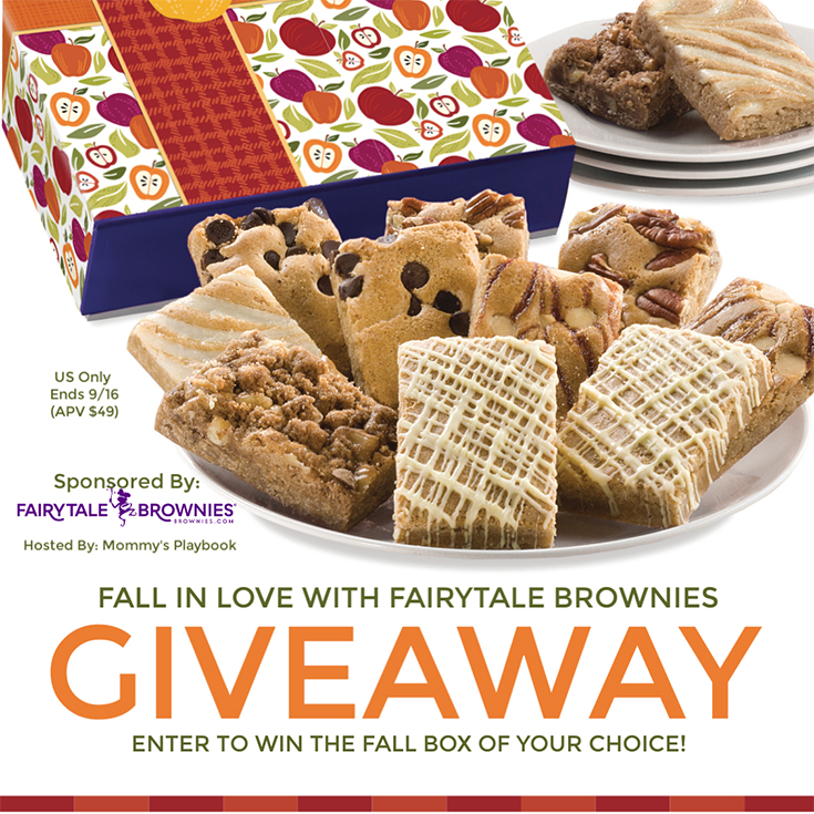 Fairytale Brownies Fall Box Giveaway