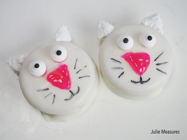 Kitty Cat Cookies Recipe