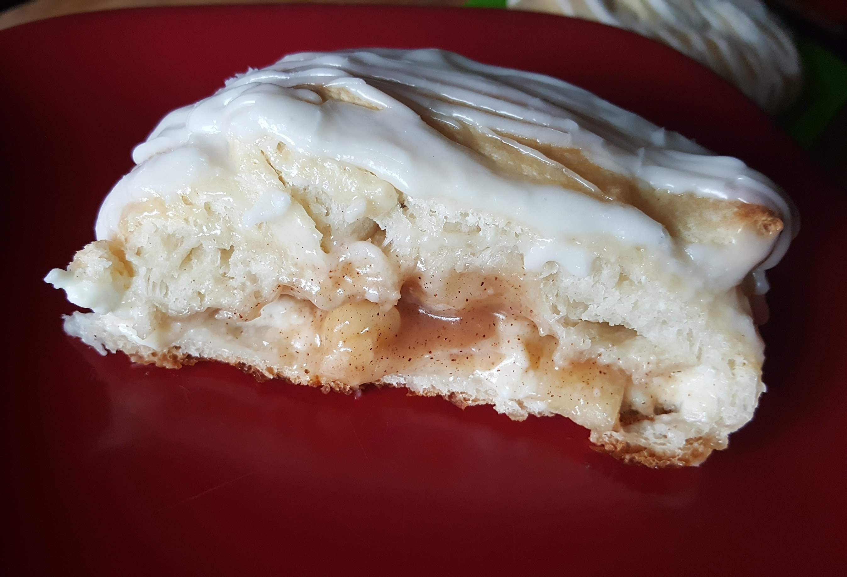 Braided Apple Strudel